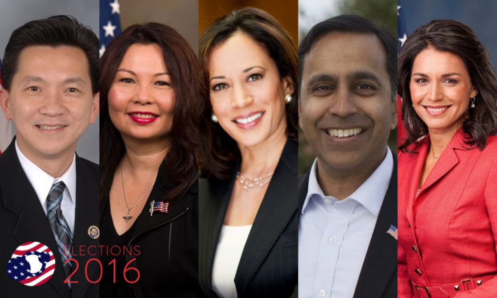Asian Pacific American political candidates