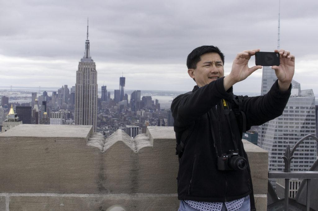 Harry Mok New York
